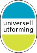 Logo, Universell Utforming AS